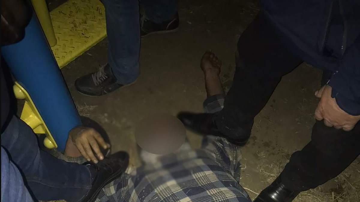 В Славянске мужчина напал с ножом на кандидата в мэры