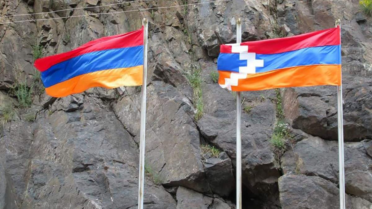 Президент Вірменії Саркісян назвав умову визнання Нагірного Карабаху
