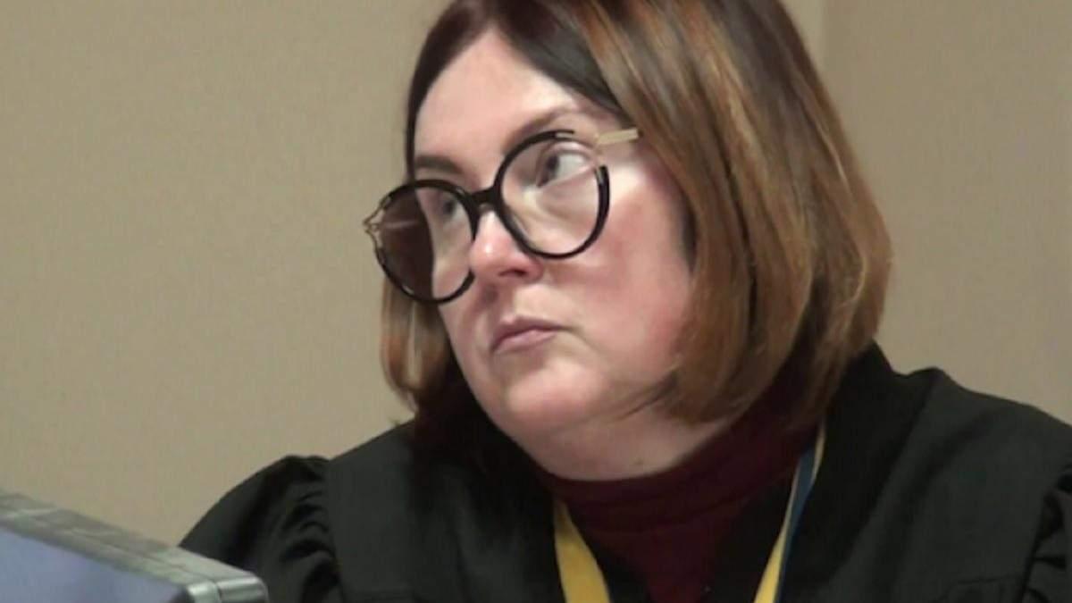 Решение по книге о Стусе принимала скандальная судья Заставенко