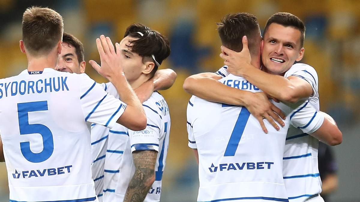 Dinamo Kiev Yuventus Onlajn Match Lch 20 Oktyabrya 2020