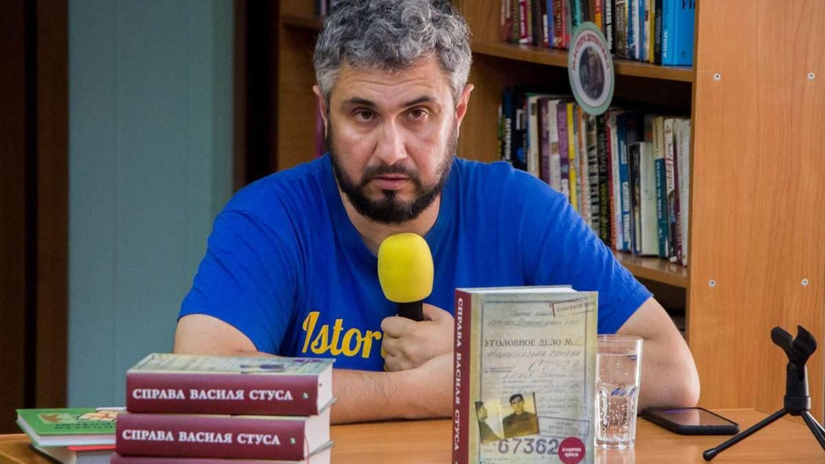 Несмотря на победу Медвечука и заявления посредников, книга Кипиани о Стусе выйдет новым тиражом