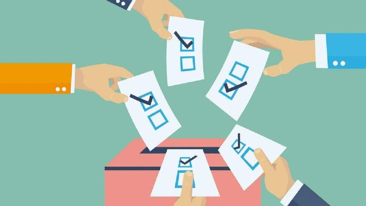 Головними переможцями місцевих виборів будуть п'ять партій