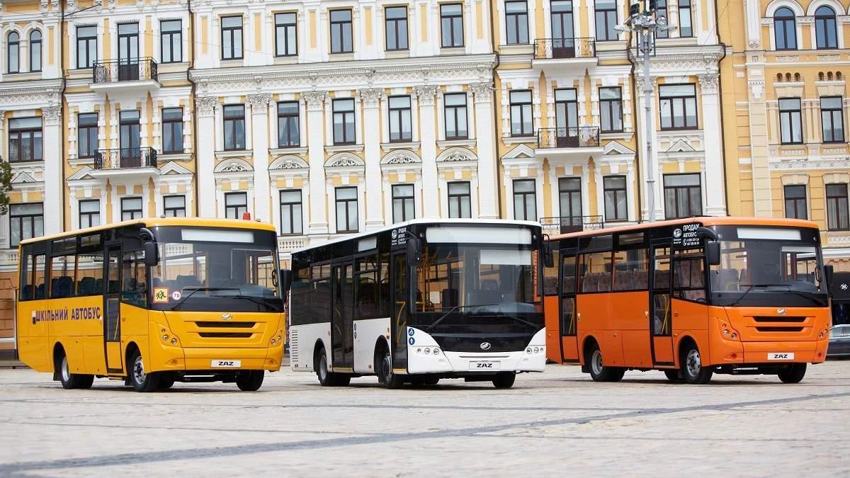 Автобуси ЗАЗ отримують сертифікати екологічних стандартів Євро-5 та Євро-6