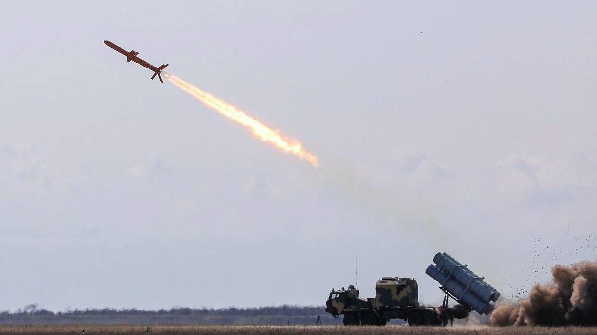 Впервые за 26 лет на вооружении в Украине появятся крылатые ракеты