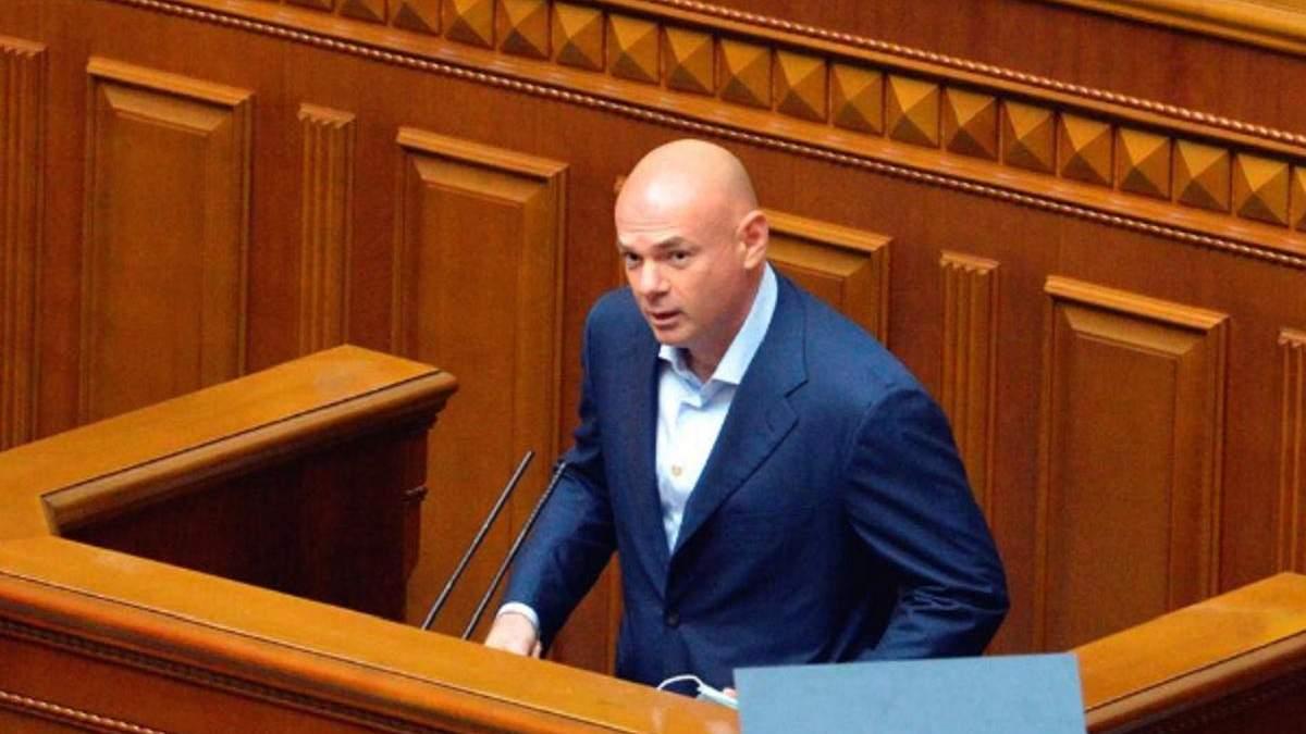Ігор Палиця: Верховна Рада повинна звільнитися від впливу Офісу Президента
