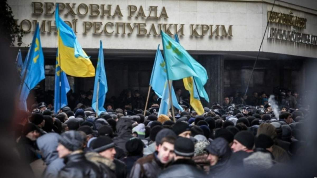 Скільки росіян переселили в Крим з 2014 року: дані МЗС України