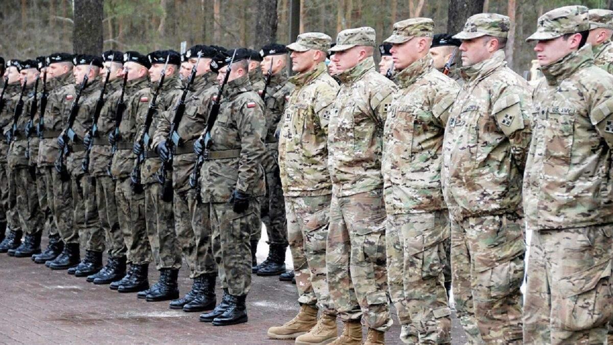 США нарощуватимуть військову присутність у східній Європі: деталі