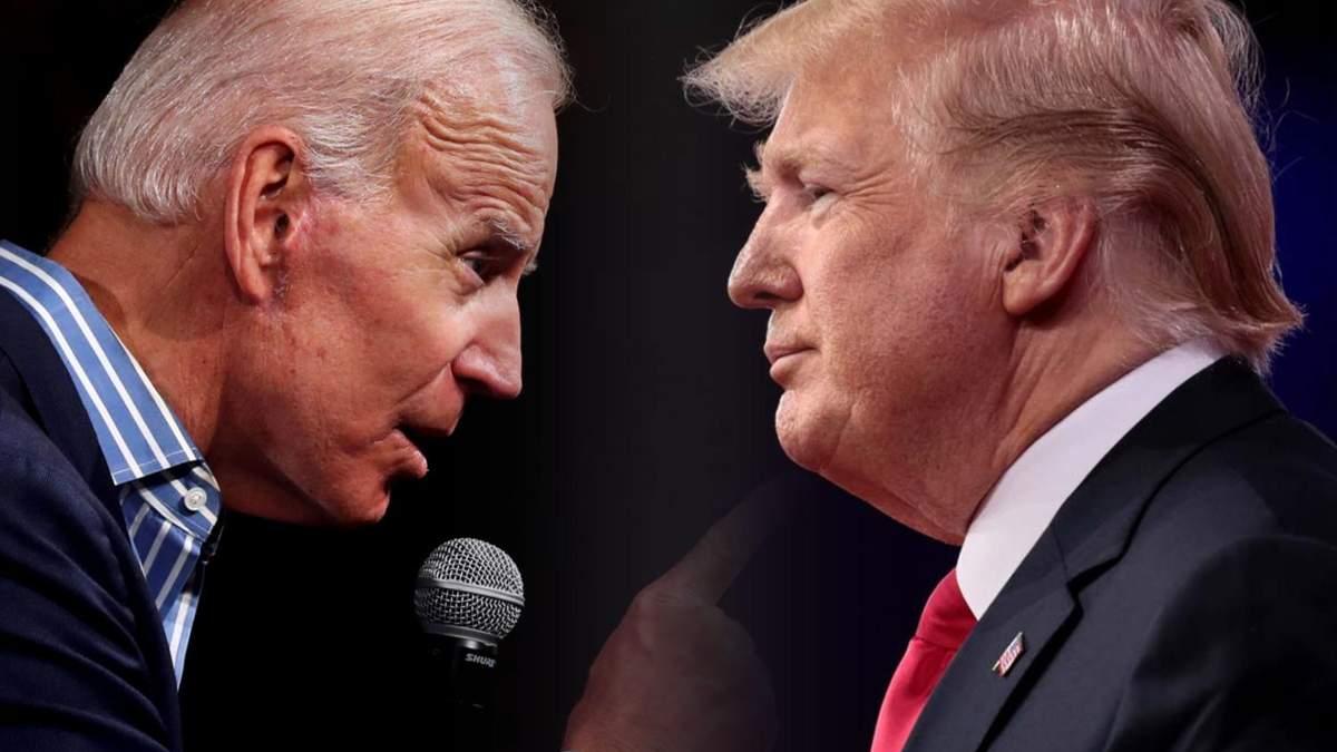 Дебати Трампа і Байдена – відео 2 раунду та теми 22.10.2020