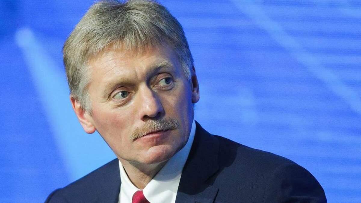 У Кремлі відреагували на нові санкції США проти Північного потоку-2