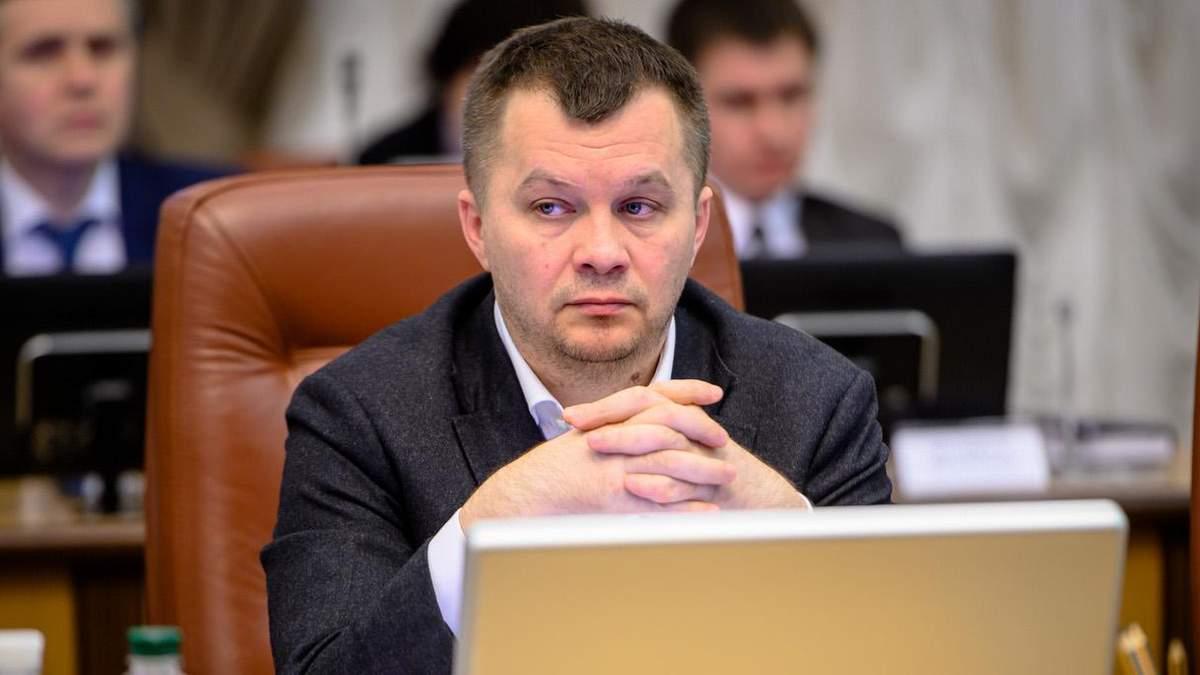 Милованов може стати заступником керівника Офісу Президента