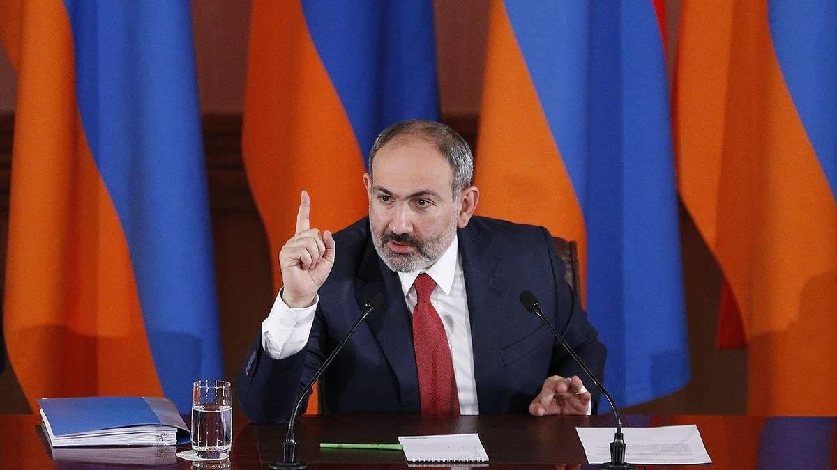 Прем'єр Вірменії закликав народ до зброї, щоб боротися до кінця