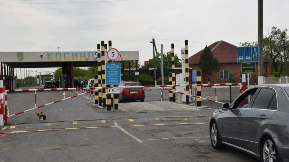 На кордоні з Угорщиною відновлять роботу КПП Косино-Барабаш