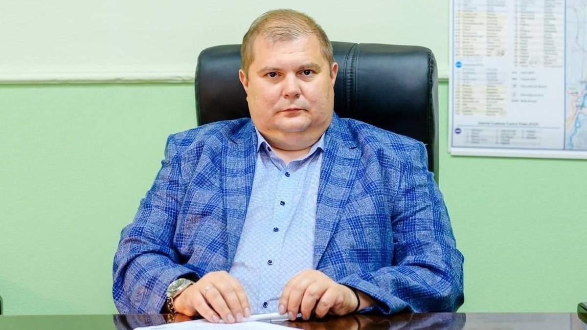 Пудрика уволили из Одесской таможни после двух месяцев работы