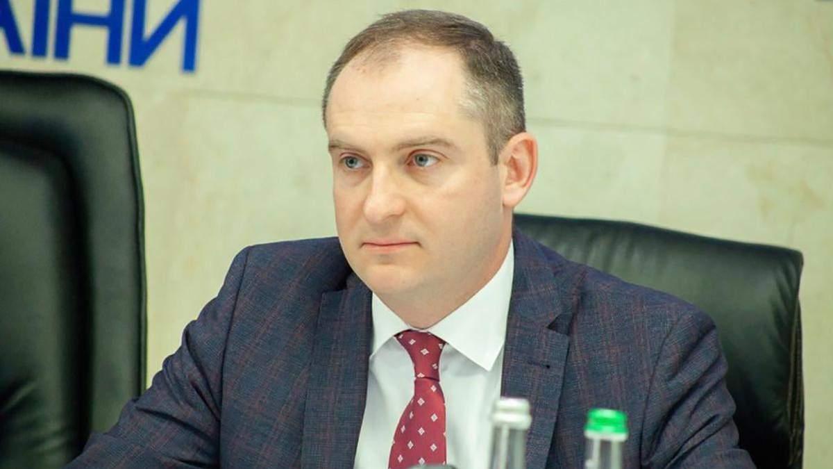 """Шабунин о деле Верланова: Это пример того, как СБУ """"использует"""" право на следствие"""