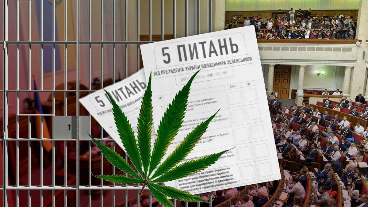 Марихуана, довічне ув'язнення та депутати: статистика у світі