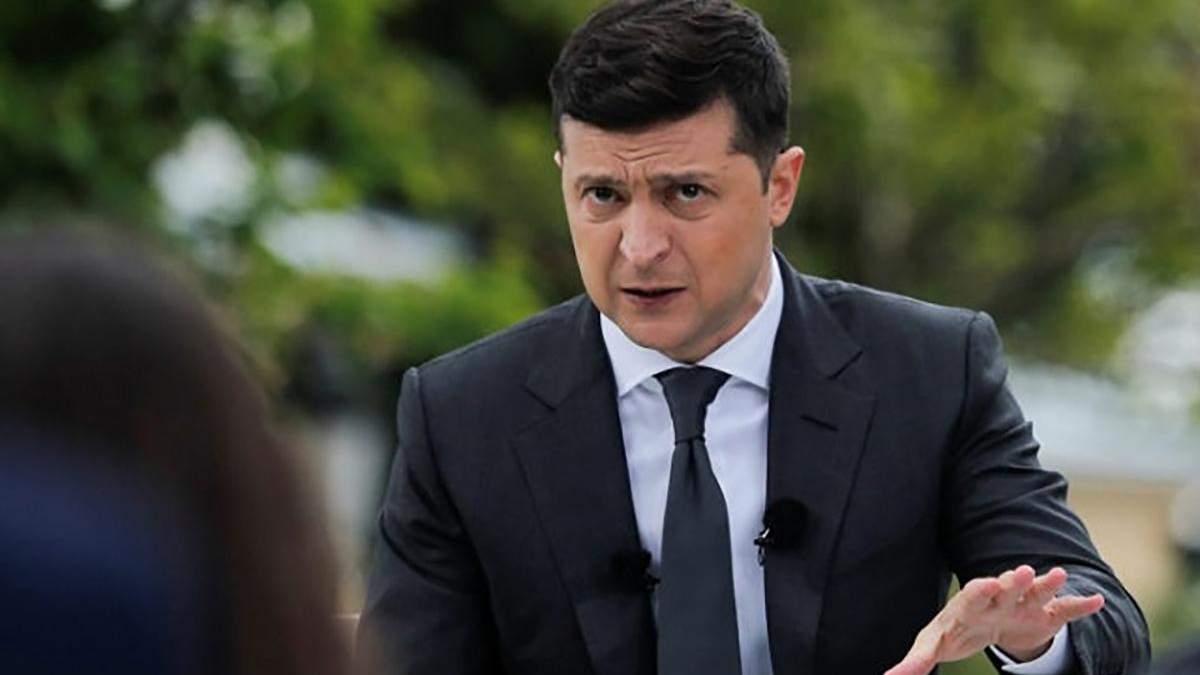 Зеленский заявил, что политики украли 5 милионов гектаров земли