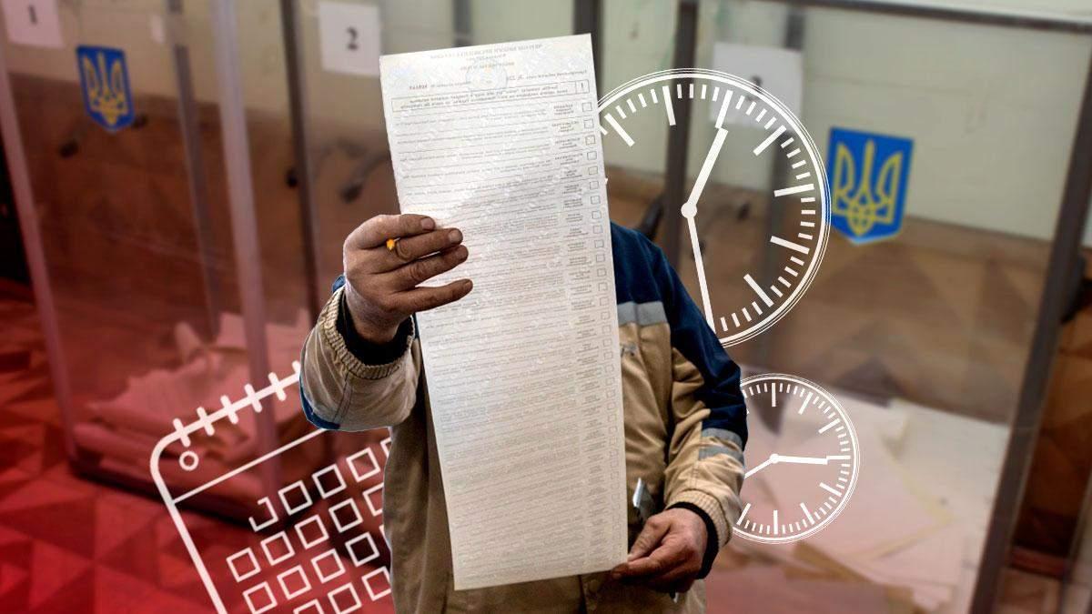 Другий тур місцевих виборів хочуть відкласти