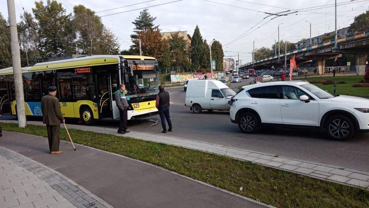 У Львові запустили тролейбус за новим маршрутом: якими вулицями їздитиме