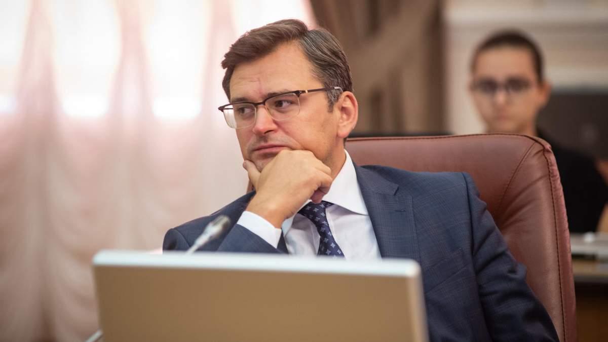 Дмитрий Кулеба рассказал о встрече советников нормандской четверки