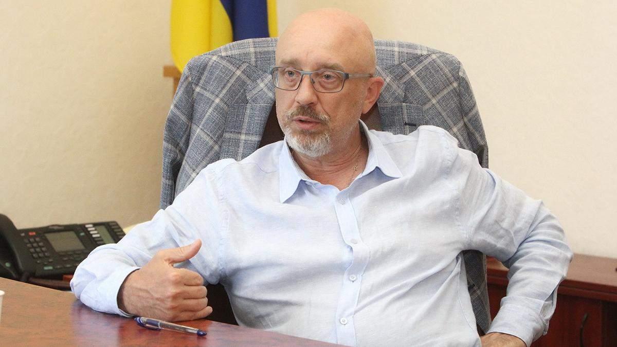 Резніков закликав опозицію Білорусі чітко висловитись: Крим – Україна