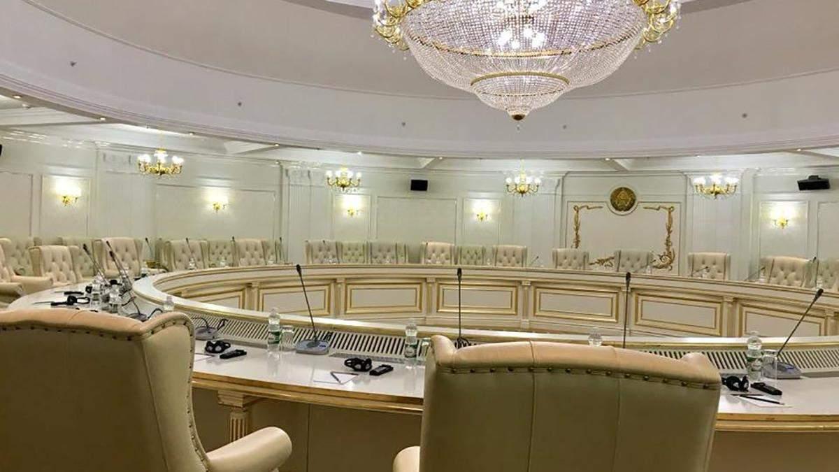 Украина хочет выбрать вместо Минска другую площадку переговоров ТКГ