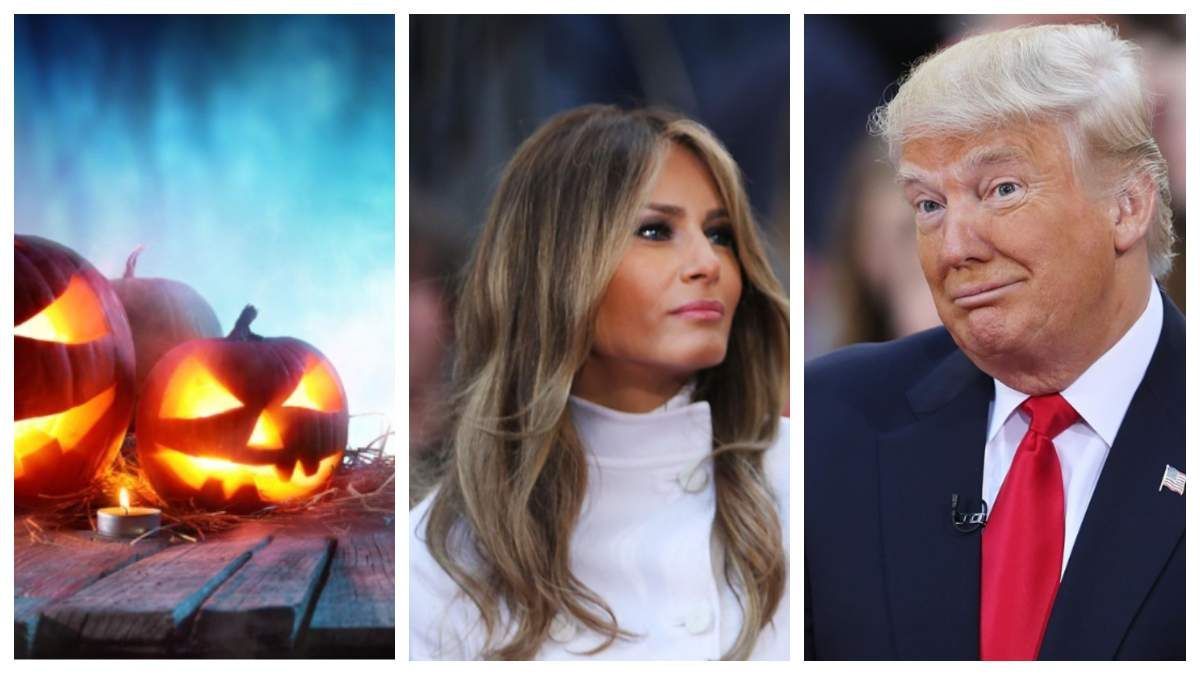 Белый дом на Хэллоуин откроют для призраков, фей, военных, школьников