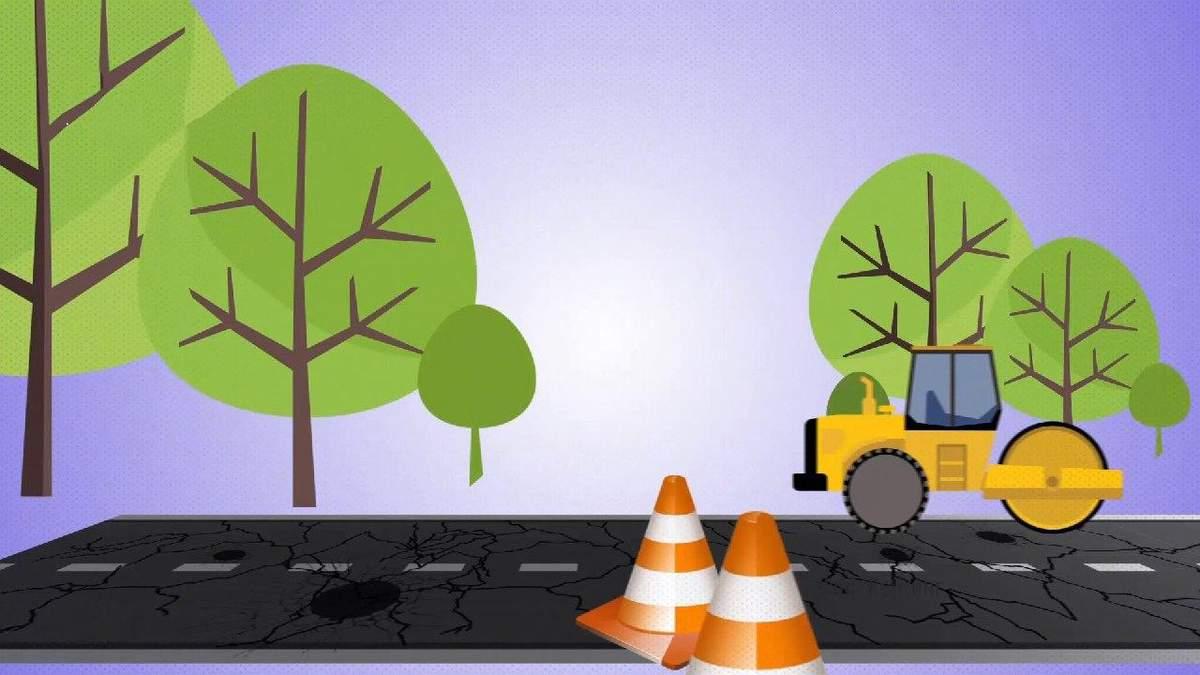 Какой президент больше способствовал ремонту дорог: опрос