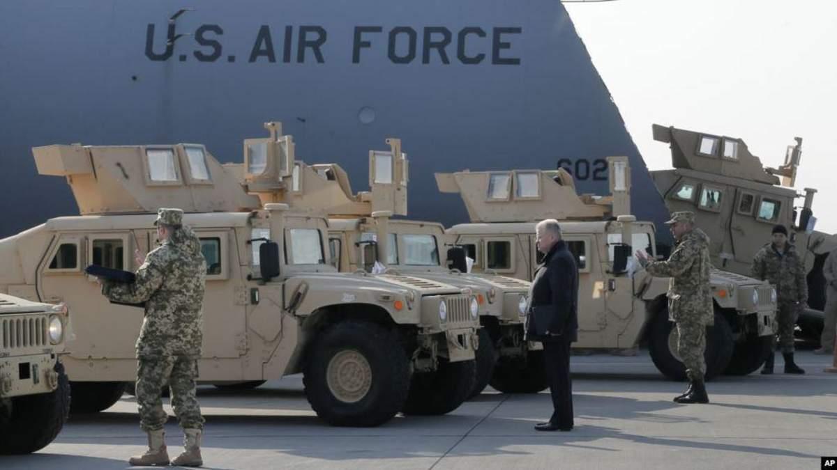 Военным из США ограничили передвижение в Украине, Грузии и Германии