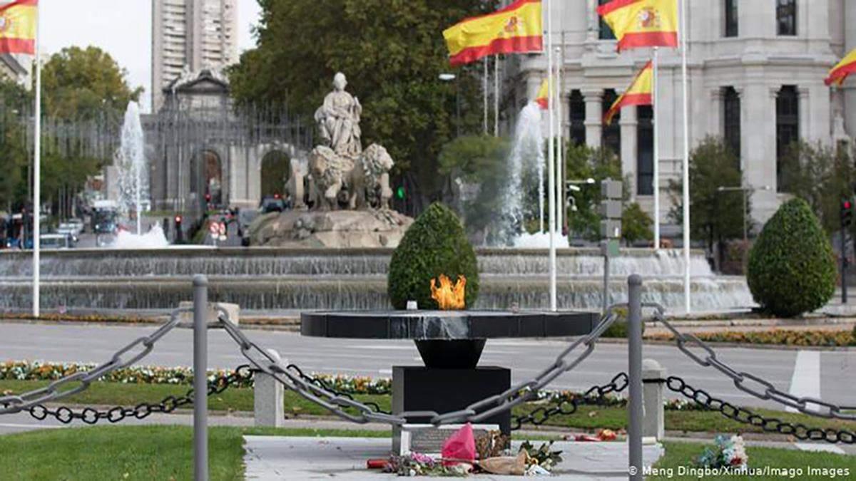 Чрезвычайное положение в Испании: установили комендантский час