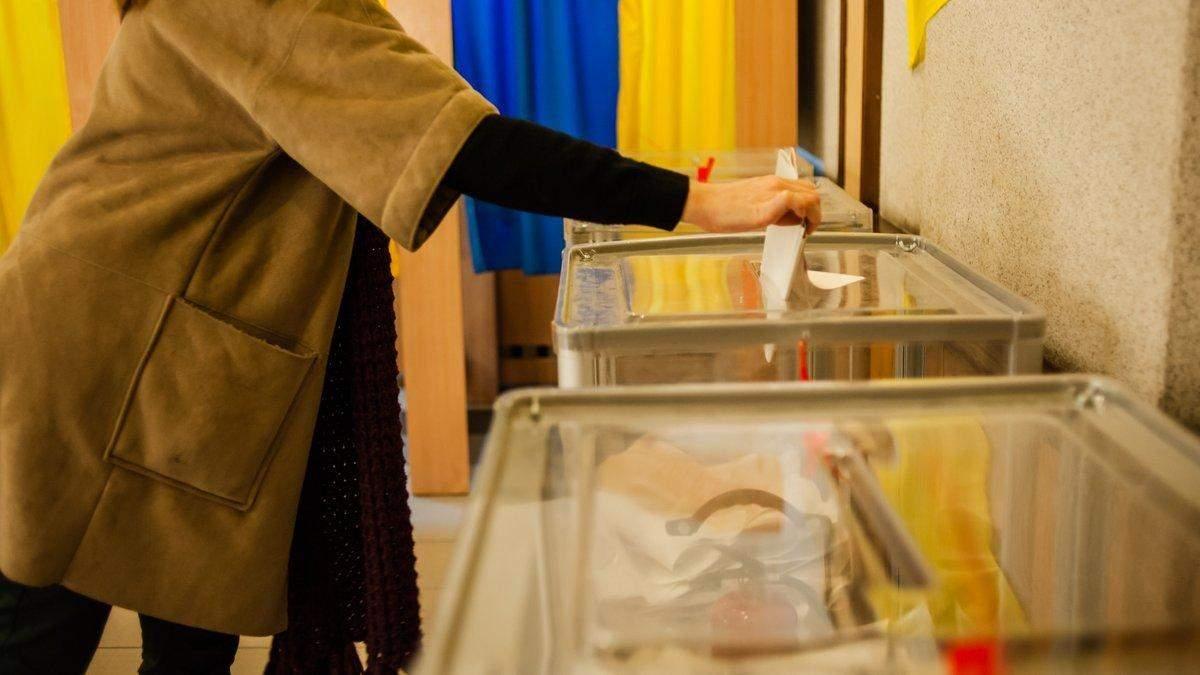 Місцеві вибори 2020: перші результати екзитполів - 24 Канал