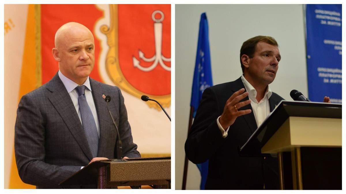 Труханов Скорик - що не так із результатами виборів в Одесі - 24 Канал