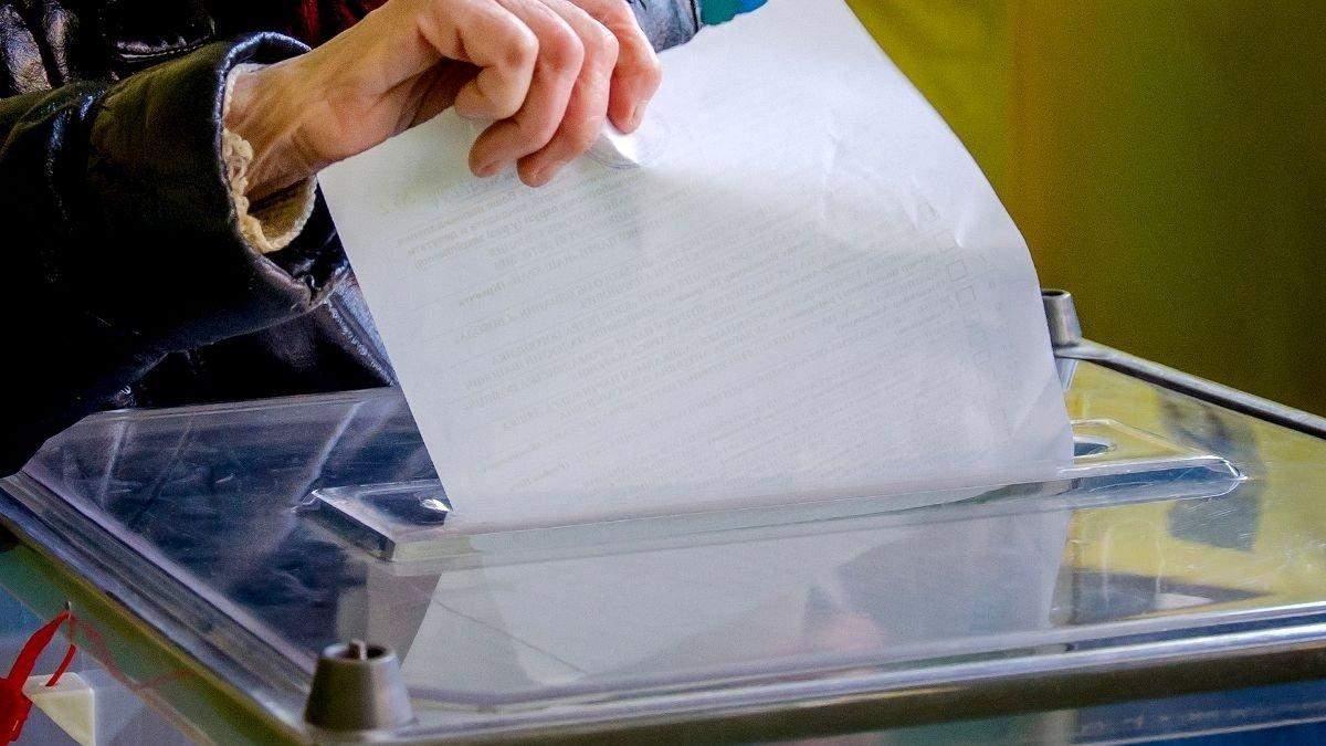 Місцеві вибори - Слуга народу, Шарій - які результати - 24 Канал
