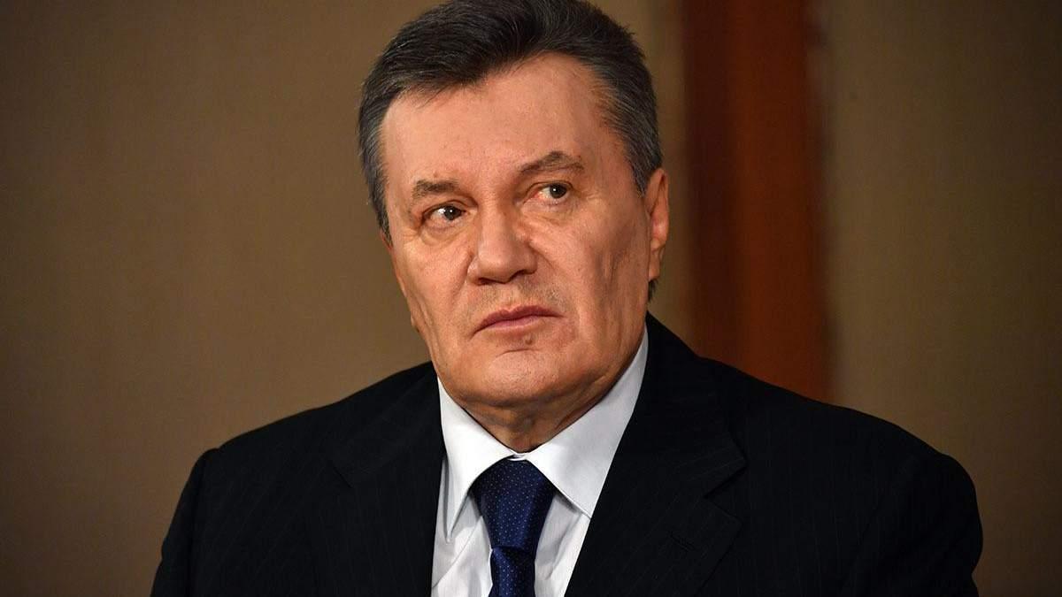 В Антикорсуді відмовилися взяти Януковича під варту