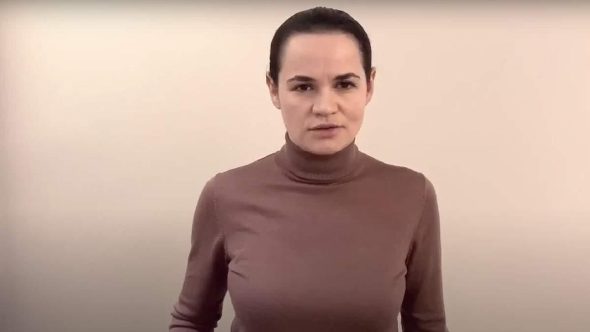 Це тільки початок, – Тихановська про перший день страйку в Білорусі