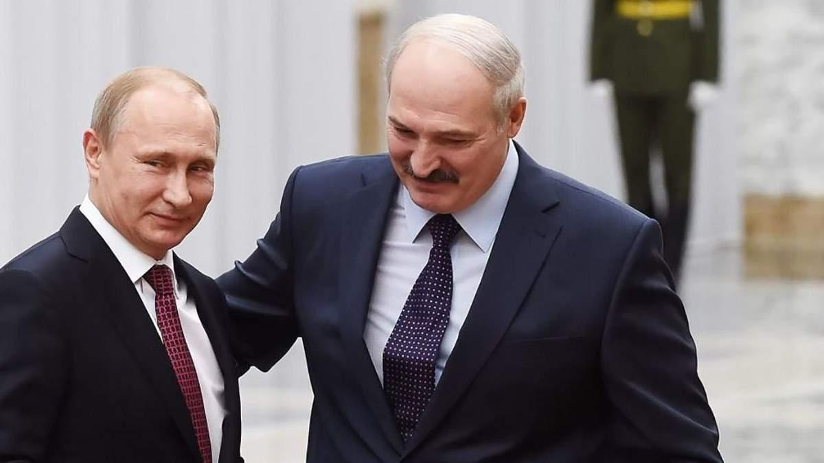 РФ і Білорусь завтердили план співпраці на 2021