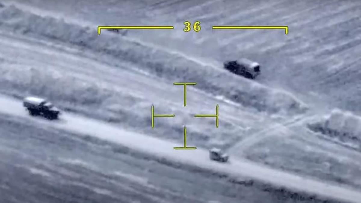 Ліквідація міністра оборони Карабаху Арутуняна 27.10.2020: відео
