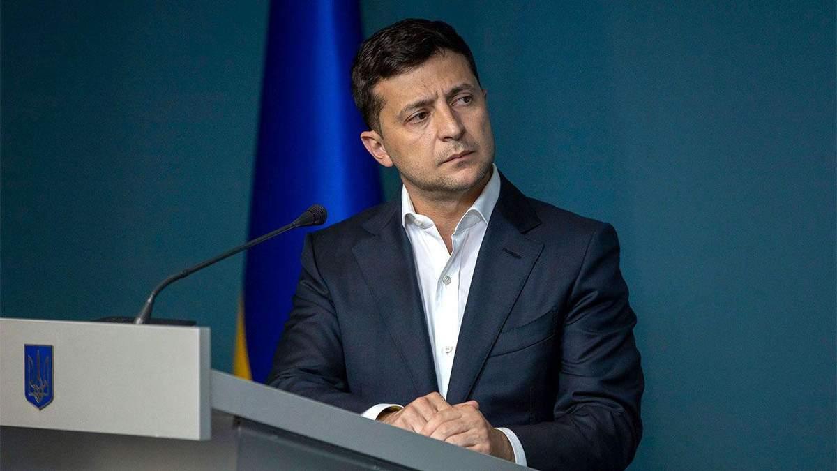 Реакція Зеленського на рішення ОАСК щодо звільнення Ситника