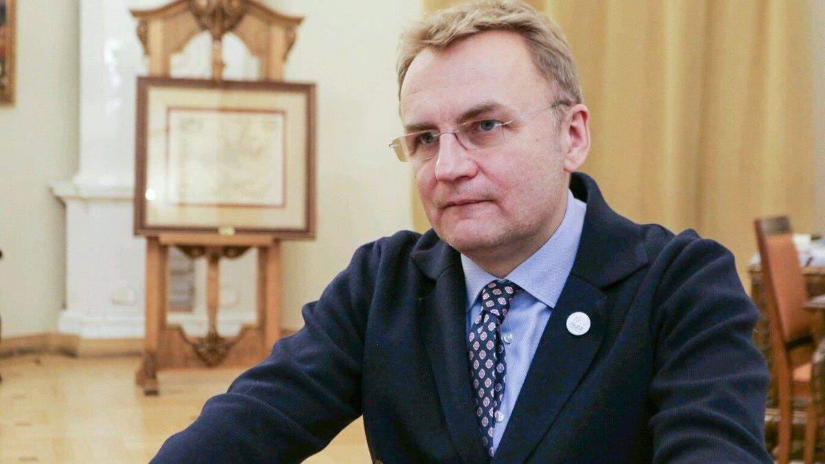 У жены Садового – COVID-19: мэр Львова идет на самоизоляцию