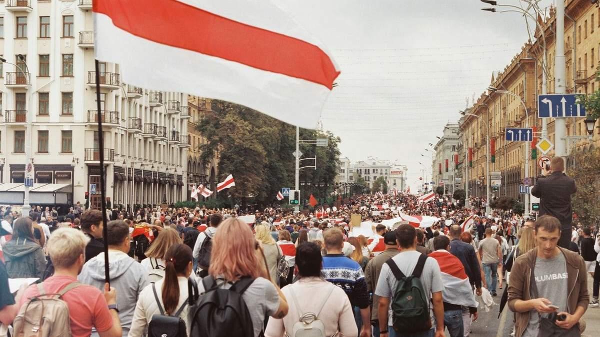 США та весь світ солідарні з білоруським народом, – Держдеп