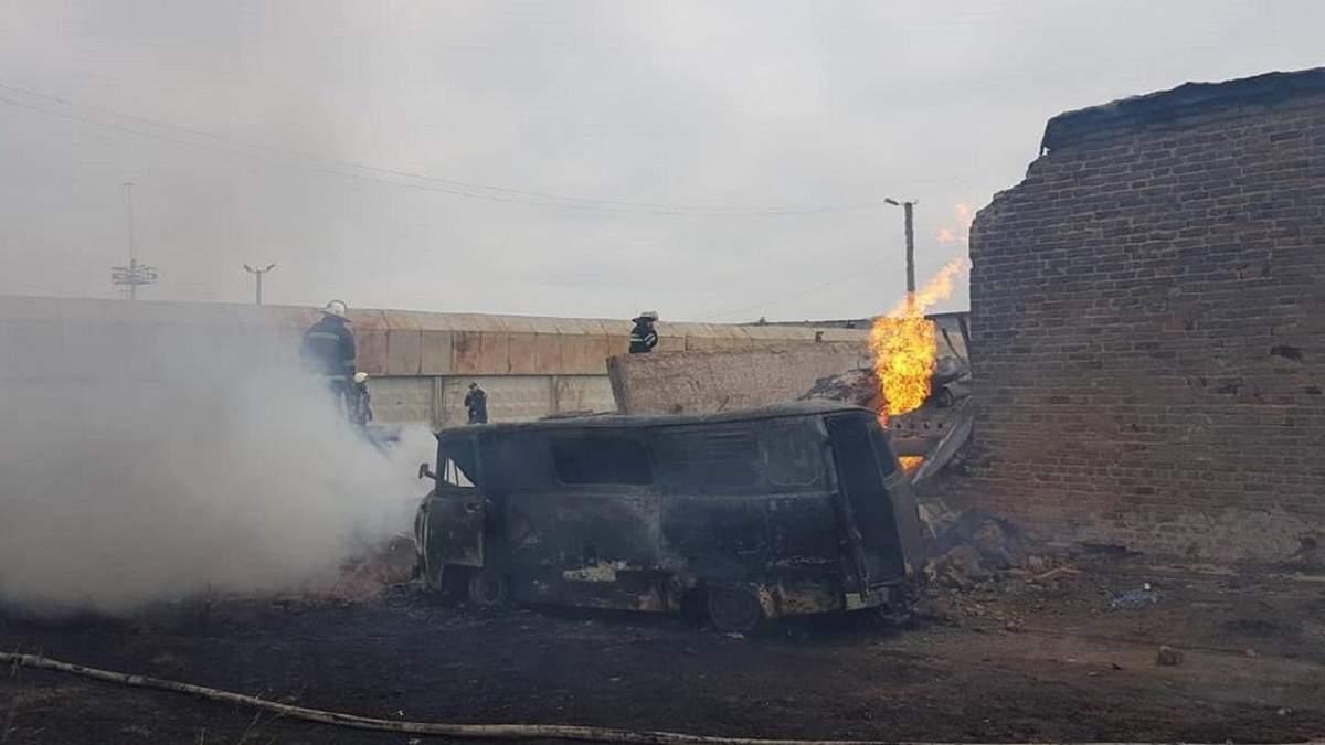 Вибух під Харковом на газопереробній станції: є жертви – фото