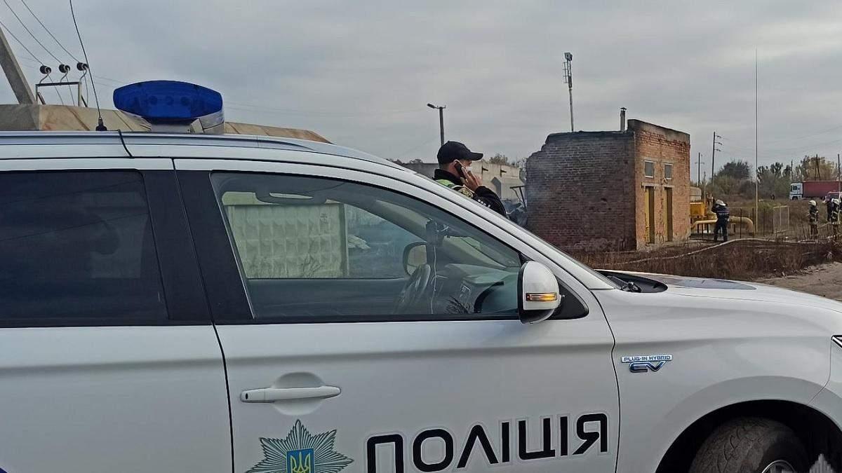 Взрыв газа на Харьковщине: полиция открыла уголовное дело