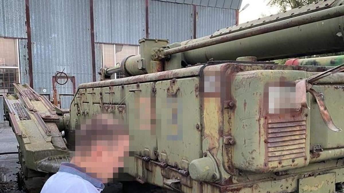 Работники предприятия оборонки контрабандой завезли в Украину 3 ЗРК