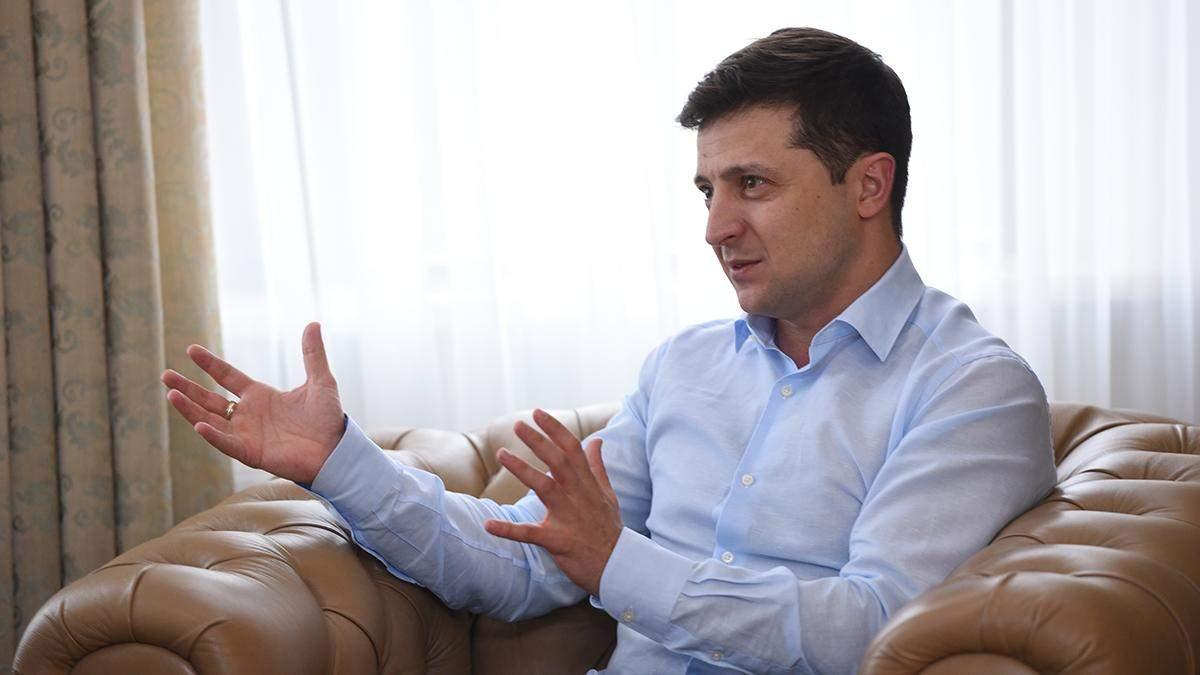 Петиция ликвидации ОАСК: Зеленский будет говорить с советом правосудия