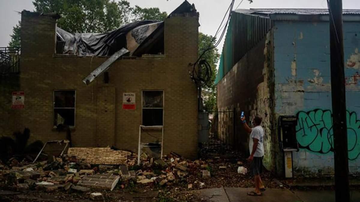 Ураган Зета 2020 в США: видео, фото и жертвы - все новости