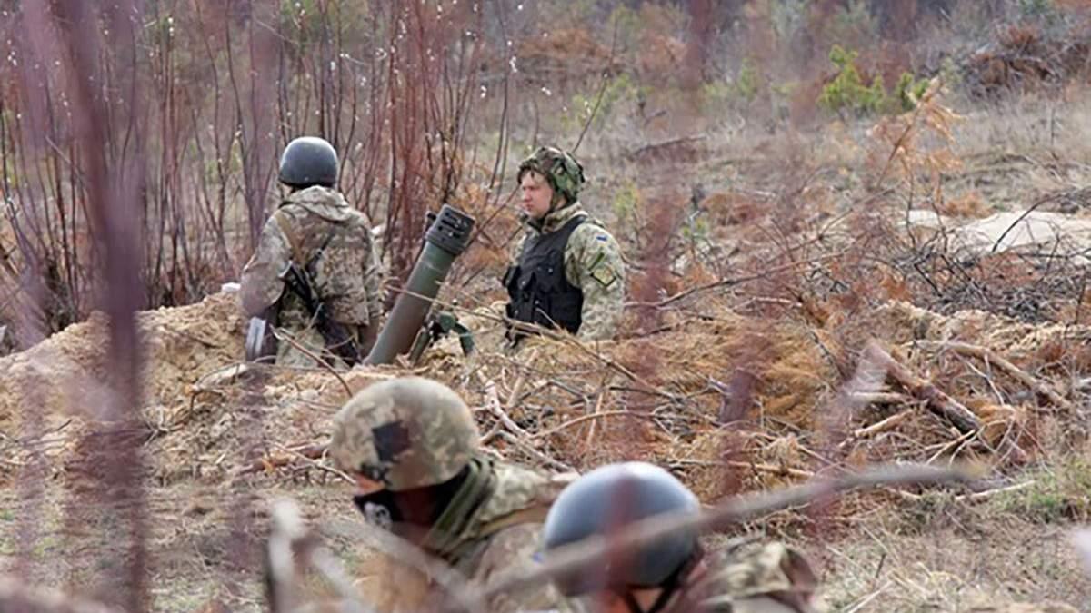 Бойовики обстріляли ЗСУ: поранено українського військового