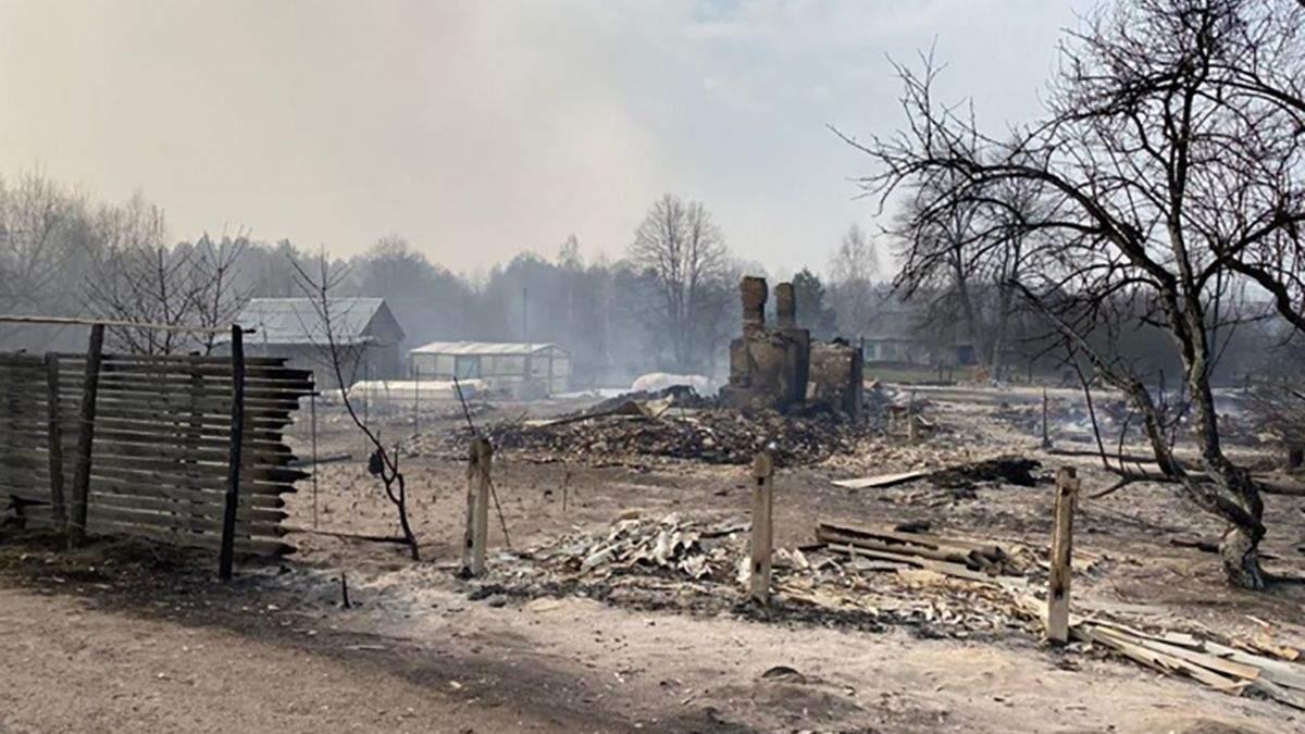 Допомога сім'ям, що постраждали від пожеж на Житомирщині: сума