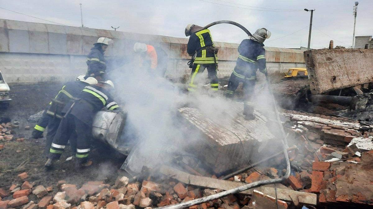 Взрыв газа на Харьковщине: в больнице скончался один из пострадавших