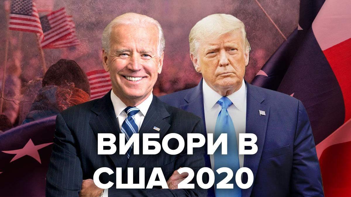 Як проходять вибори в США 2020 – відео та фото станом на зараз