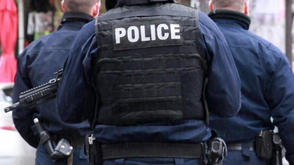 Теракты во Франции: в Лионе задержали мужчину с 30-сантиметровым ножом