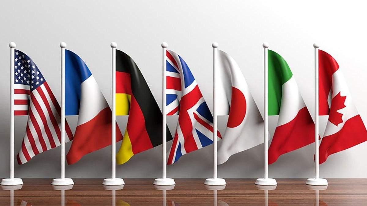 Рішення КСУ щодо е-декларування: реакція G7